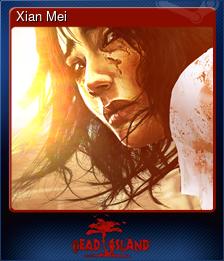 Xian Mei (Trading Card)