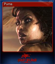 Purna (Trading Card)
