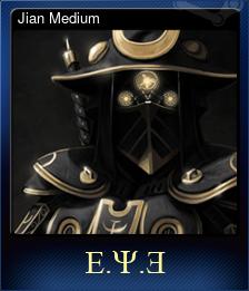 Jian Medium