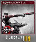 Beyond GUNGRAVE VR