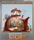 The Tiny Card - Sea teapot