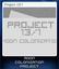 Project 13/1