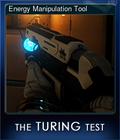 Energy Manipulation Tool