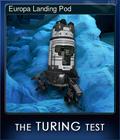 Europa Landing Pod