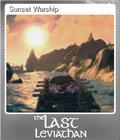 Sunset Warship