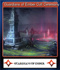 Guardians of Ember Cult Ceremony