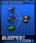 Power Tools Blueprint