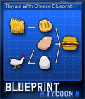 Royale With Cheese Blueprint
