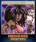 Bruxa the Voodoo Witch