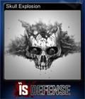 Skull Explosion