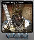 Arthurus, King of Albion.
