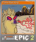 Flame Rock King