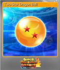 Two-Star Dragon Ball