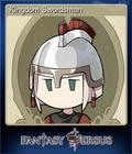 Kingdom Swordsman