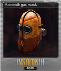 Mammoth gas mask