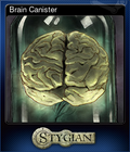 Brain Canister