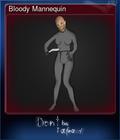 Bloody Mannequin