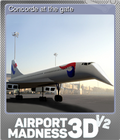 Concorde at the gate