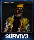 Zombie Fred