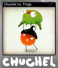 Chuchel vs. Frogs