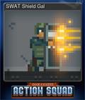 SWAT Shield Gal