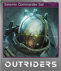 Seismic Commander Set