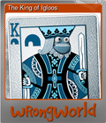 The King of Igloos