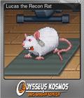 Lucas the Recon Rat