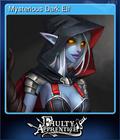 Mysterious Dark Elf