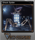 Shock Spider