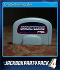 Bracketeering Box