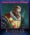 General Wunibald Von Blutbergen