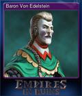 Baron Von Edelstein
