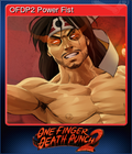 OFDP2 Power Fist