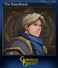 The Swordhand