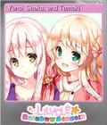 Yuno, Saeka, and Tamaki