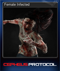 Female Infected