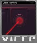 Laser scanning