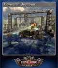 Hovercraft Destroyer