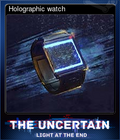 Holographic watch