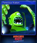 Ferocious Kraken