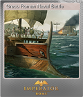 Greco Roman Naval Battle