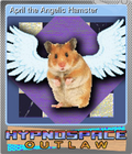 April the Angelic Hamster