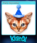 Party Abyssinian