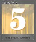 Mysterious Card 5