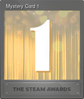 Mysterious Card 0