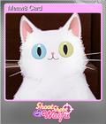 Meaw8 Card