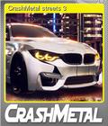 CrashMetal streets 3