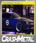 CrashMetal streets 4