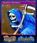 Skeleton Murderer